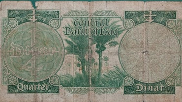 Which Banks Accept the Iraqi Dinar?