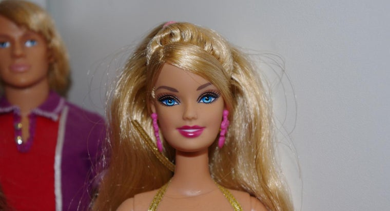What Is Barbie Hair Made Out Of?