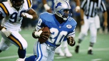What Is Barry Sanders' 40-Yard Dash Time?