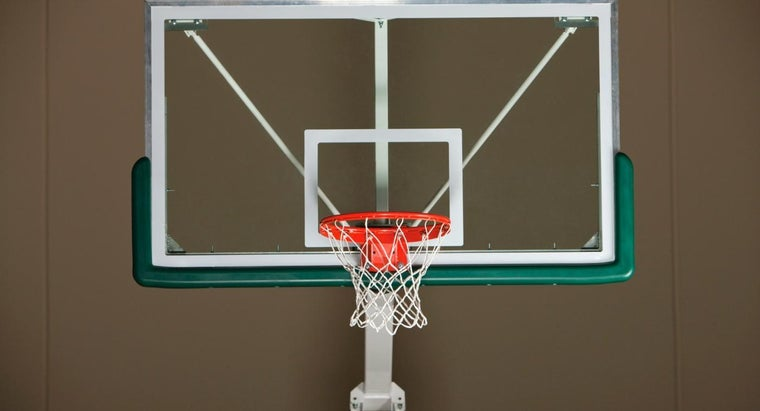 What Is the Size of a Basketball Backboard?