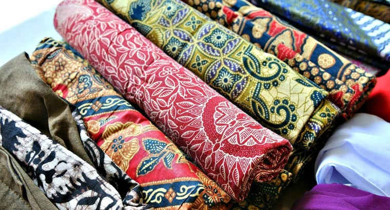 What Is Batik Fabric?
