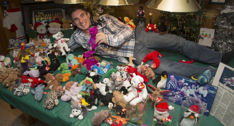 What Beanie Babies Are Worth Money?