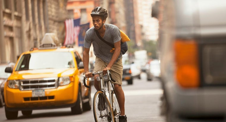 How Do You Become a Bicycle Courier?