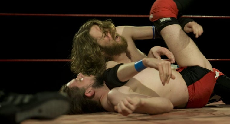 What Does It Take to Become a Professional Wrestler?