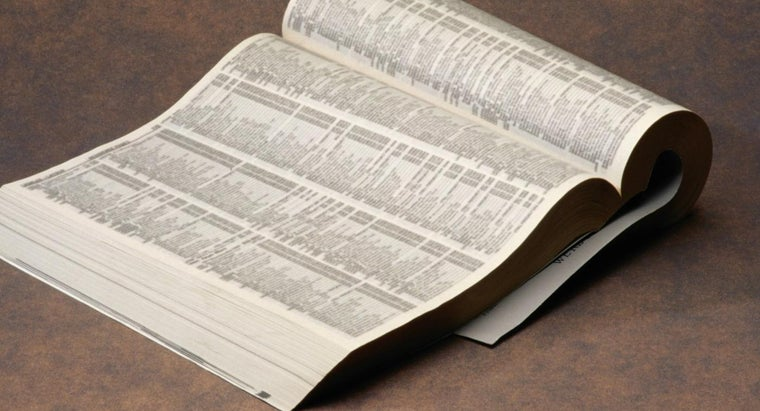 What Are the BellSouth White Pages?