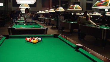 How Big Is a Full-Size Pool Table?