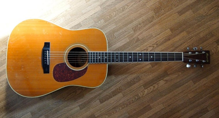 How Big Is a Full-Sized Acoustic Guitar?