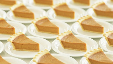 How Big Is the Largest Pumpkin Pie?