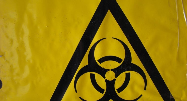 What Does The Biohazard Symbol Mean Reference