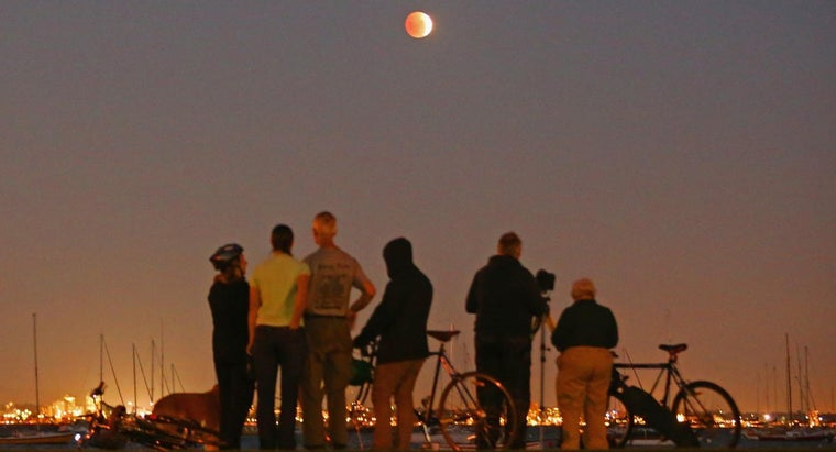 What Is a Blood Moon?