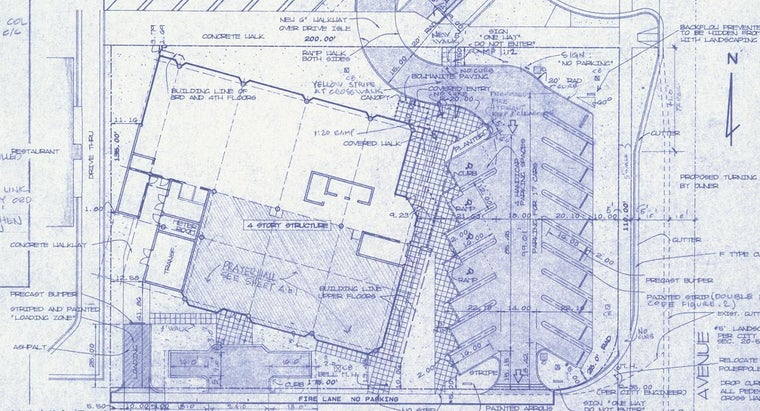 How Do You Get the Blueprints of an Existing Building?