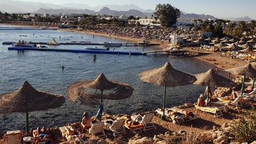 What Bodies of Water Border Egypt?