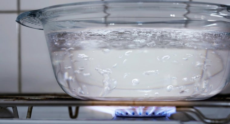 What Is the Boiling Point of Distilled Water?