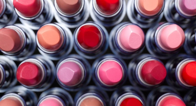 What Brands of Lipstick Are Vegan?