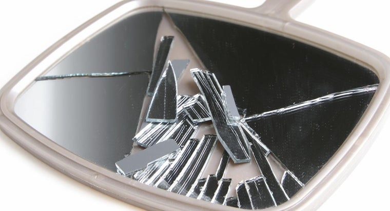 Why Does Breaking a Mirror Cause 7 Years of Bad Luck?