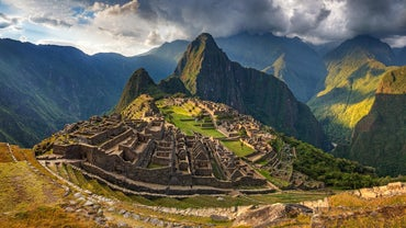 Who Built Machu Picchu?