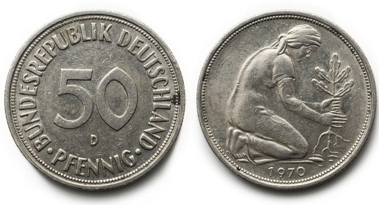 What Are Bundesrepublik Deutschland Coins?