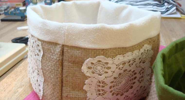 What Is Burlap Made From?