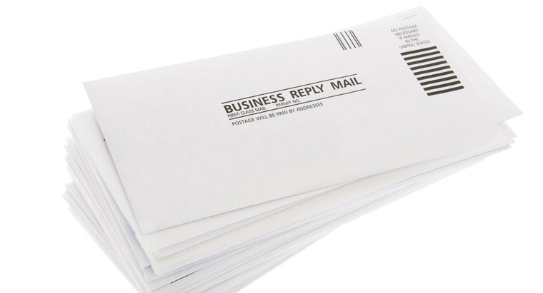 How Does Business Reply Mail Work?