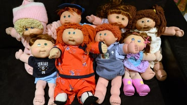 What Are Cabbage Patch Kids Worth?