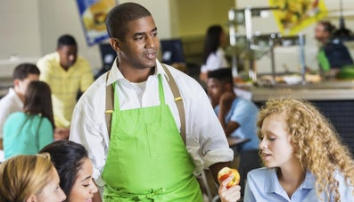 Are Cafeteria Workers Required to Wear Hair Nets?