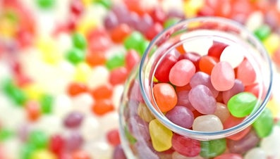 How Do You Calculate Jelly Beans in a Jar?