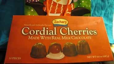 What Do You Call Round or Oval Candies Filled With Fruit Preserves or Cream and Covered With Chocolate?