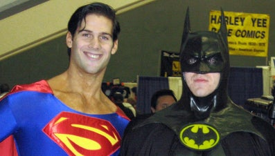 Who Came First, Batman or Superman?