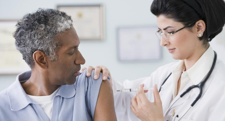 Can Adults Have Bad Reactions to a Flu Shot?