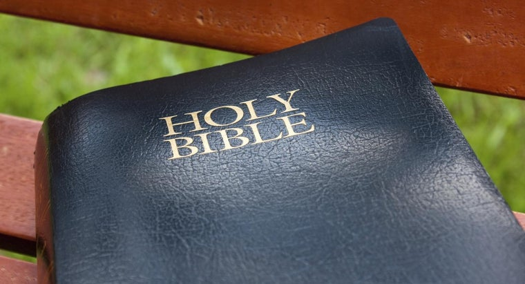 Where Can You Buy a Bible?