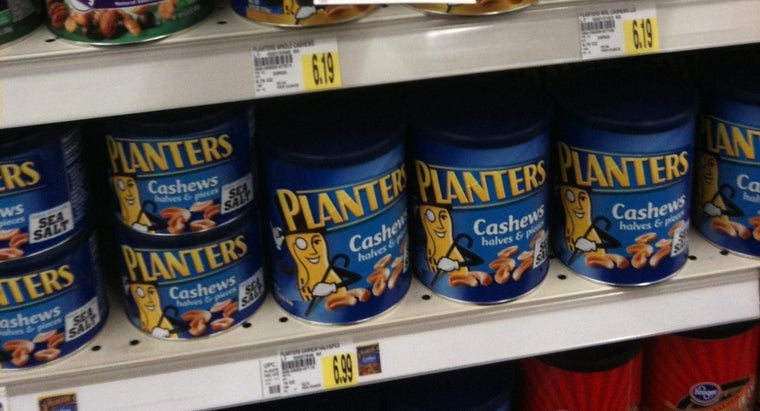 Where Can You Buy Planter's Dry Roasted Cashews?