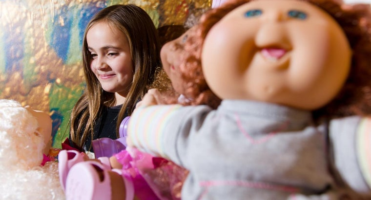 How Can You Calculate the Value of a Cabbage Patch Doll?