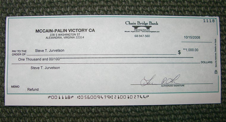 Can You Cash a Check Made Out to Someone Else?