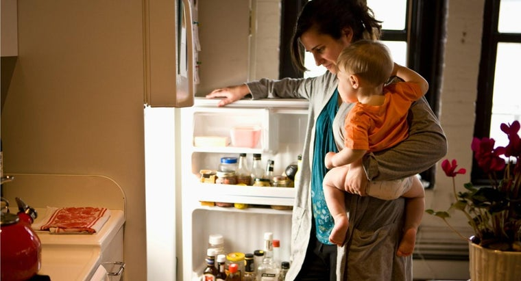 How Can You Clean a Smelly Refrigerator?