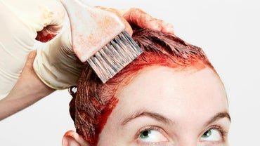 How Can I Cover Red Hair Dye