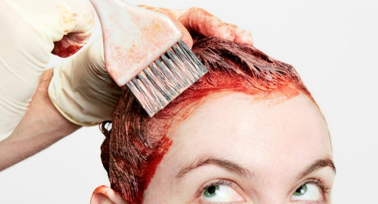 How Can I Cover Red Hair Dye?