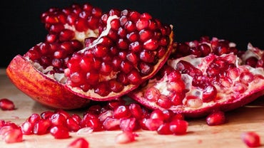 How Can You Dehydrate Pomegranates?