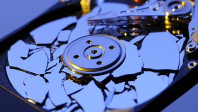 How Can You Destroy a Hard Drive?