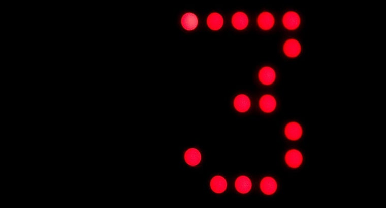 Where Can You Find a Digital Countdown Timer?