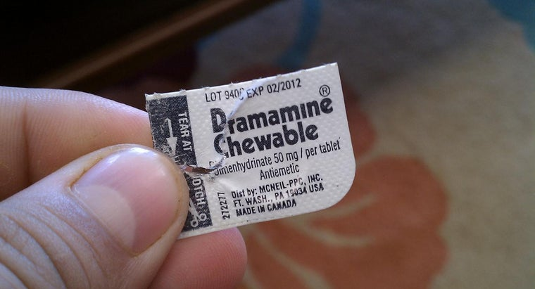 Can I Take Dramamine If I'm Pregnant?