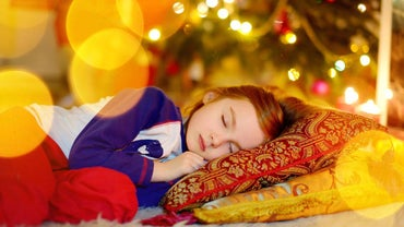 How Can You Fall Asleep on Christmas Eve?