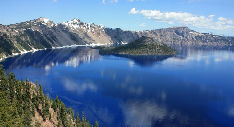 Can You Go Fishing at Crater Lake?