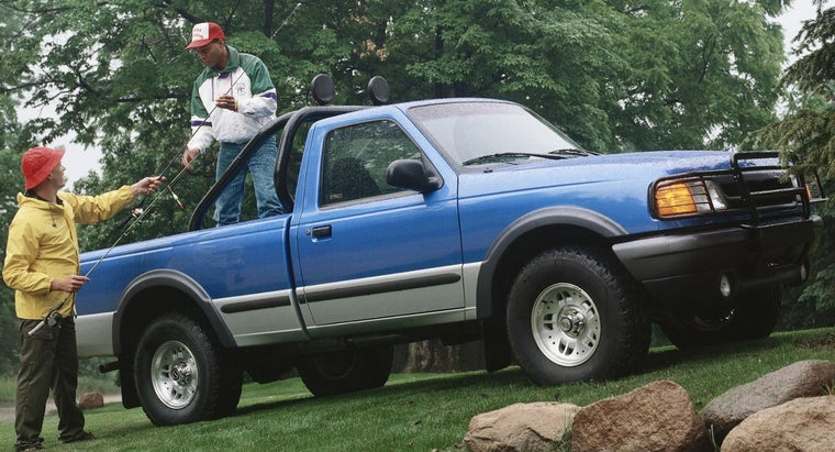 Where Can a Fuse Box Diagram for a Ford F-150 Truck Be Located?