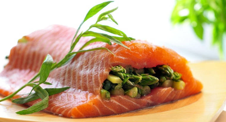 Can Frozen Salmon Be Cooked?