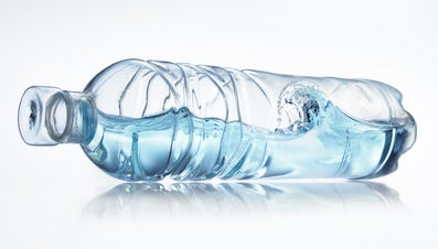 Can I Use a Plastic Water Bottle Over and Over?