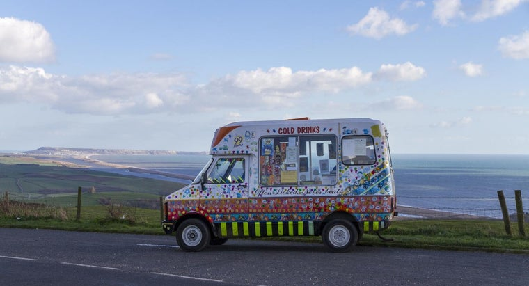 Where Can Ice Cream Trucks Be Purchased?