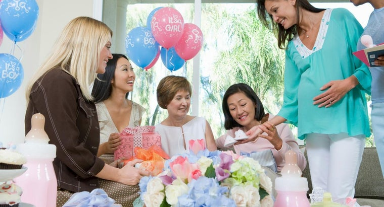 How Can You Include Riddles at a Baby Shower?