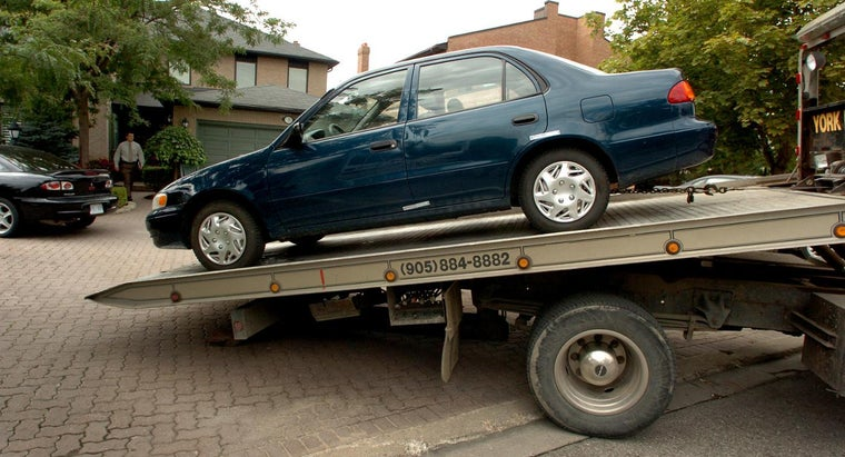 Where Can You Find the Lowest Cost for Towing a Vehicle?