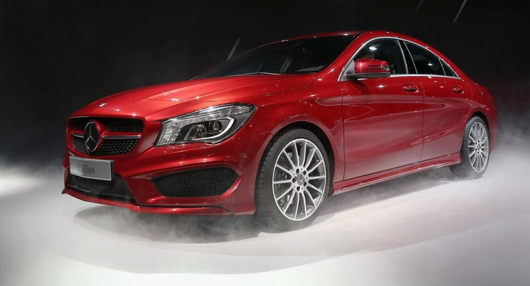 Where Can I Find Mercedes-Benz Touch-up Paint?