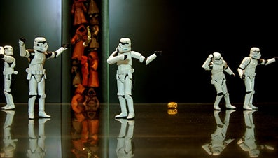 Where Can You Find Old Star Wars Toys?